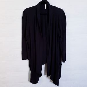 Cacique Thermal Robe Overpiece Open Cardigan